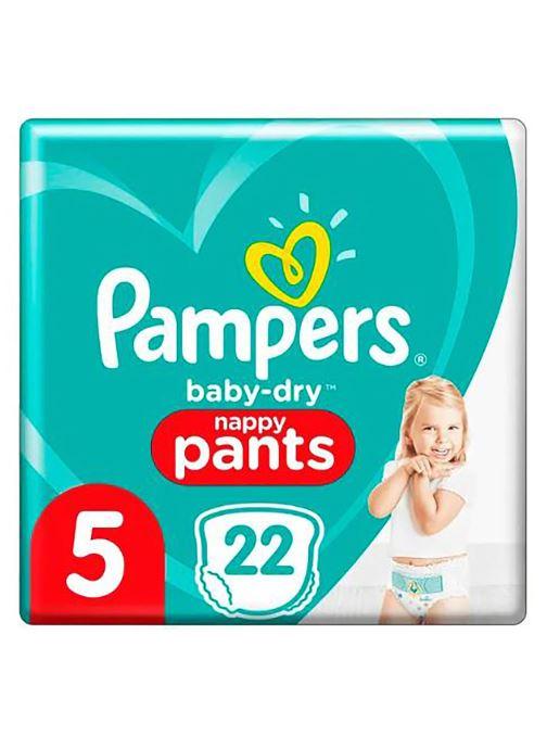 Produits d'entretien Accessoires Pampers Baby Dry T5X22