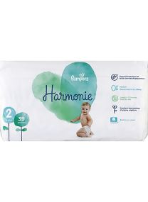 Accessori e pulizia Accessori Pampers Harmonie T2 Geant X39