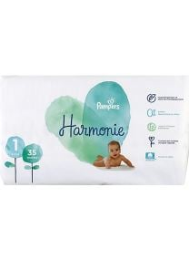 Accessori e pulizia Accessori Pampers Harmonie T1 Geant X35