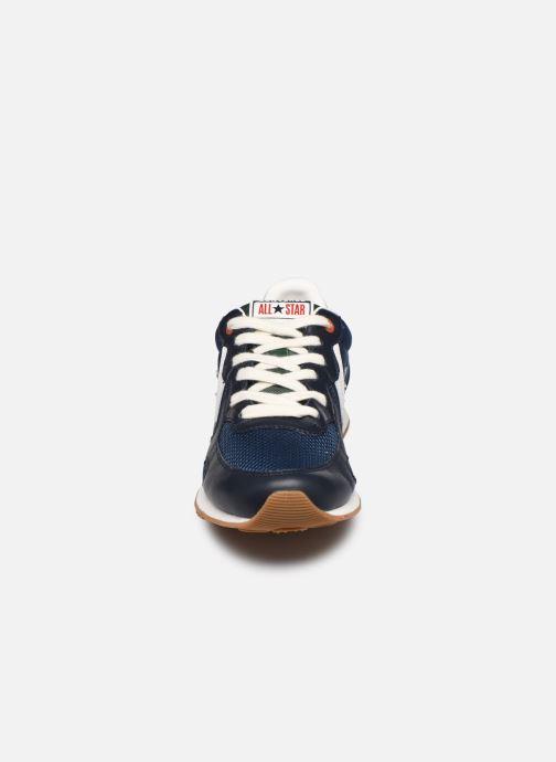 Baskets Converse Thunderbolt Ox K Bleu vue portées chaussures