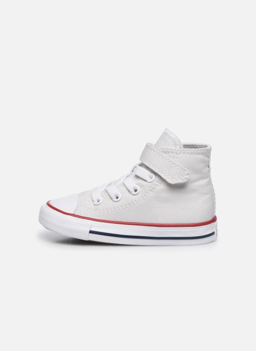 Sneakers Converse Chuck Taylor All Star 1V Hi Wit voorkant
