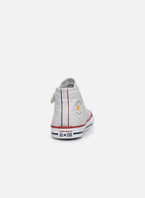 Sneakers Converse Chuck Taylor All Star 1V Hi Wit rechts