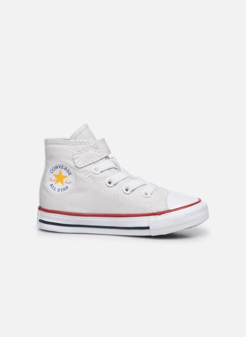 Sneakers Converse Chuck Taylor All Star 1V Hi Wit achterkant