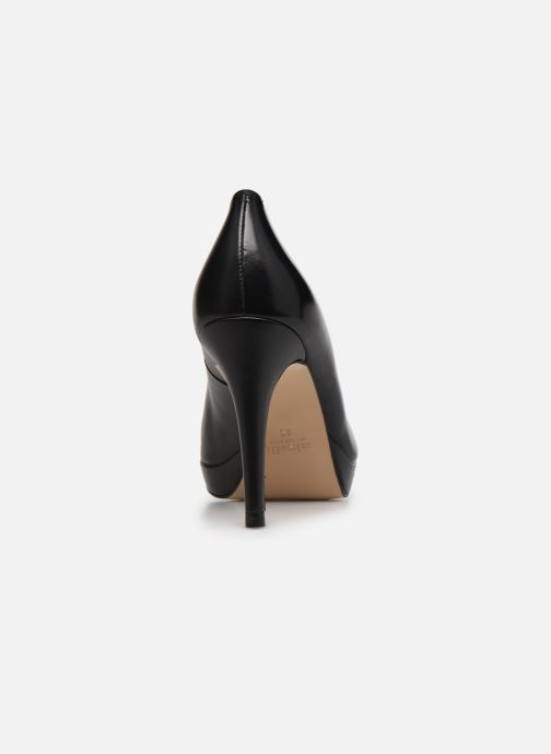 Zapatos de tacón Minelli F91 316 Negro vista lateral derecha