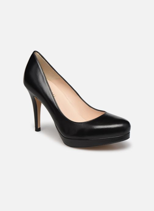 Zapatos de tacón Minelli F91 316 Negro vista de detalle / par