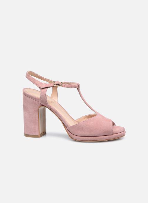 Sandaler Minelli F93 222/VEL Pink se bagfra