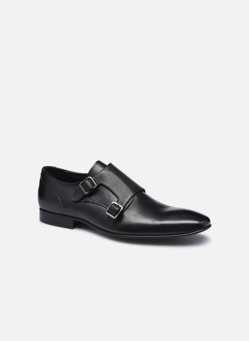 Gesp schoenen Minelli H51 217 Zwart detail