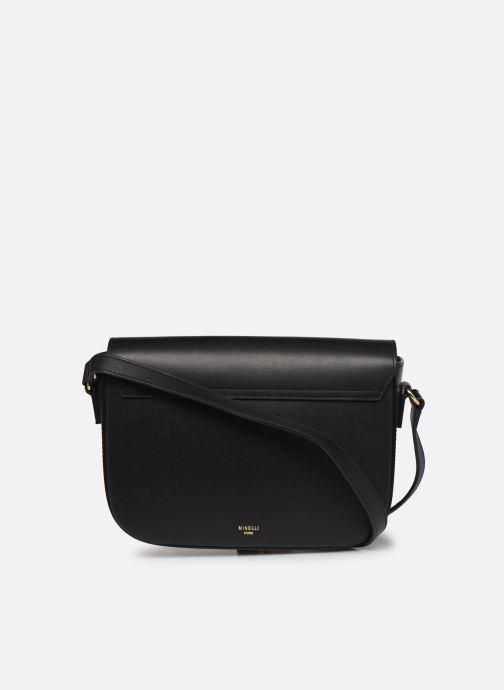 Handtassen Minelli MC 302 Zwart voorkant