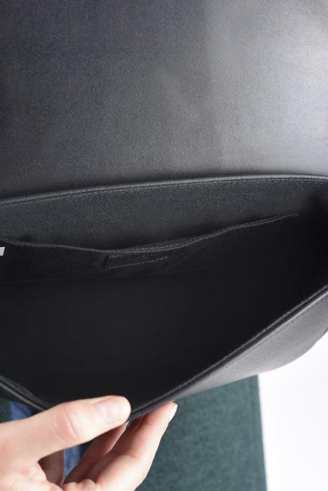 Handtassen Minelli MC 302 Zwart achterkant