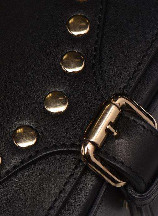 Handtassen Minelli MC 302 Zwart links