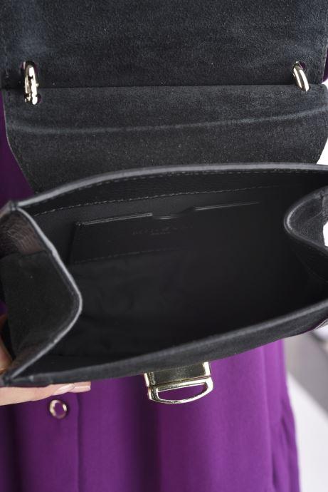 Handtassen Minelli MC 305 Zwart achterkant