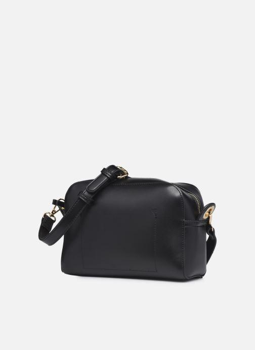Bolsos de mano Minelli MS 319 Negro vista del modelo