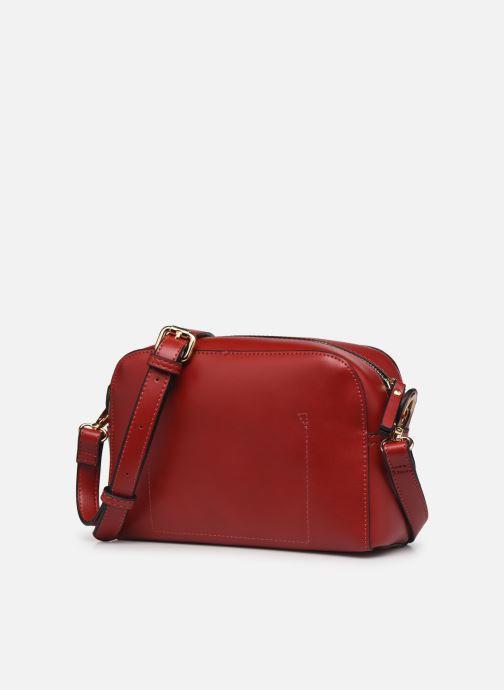 Bolsos de mano Minelli MS 319 Rojo vista del modelo