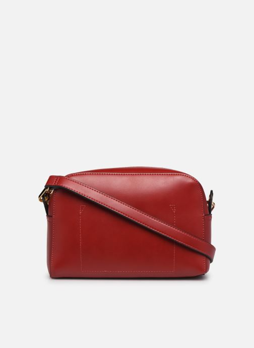 Bolsos de mano Minelli MS 319 Rojo vista de frente