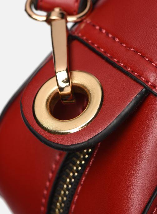 Bolsos de mano Minelli MS 319 Rojo vista lateral izquierda