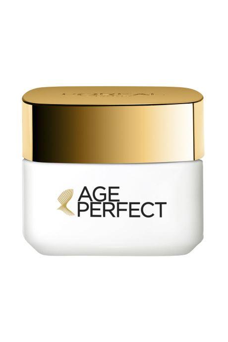 Produits d'entretien L'Oréal Paris - Age Perfect - Dermo Expertise Age Perfect Jour Blanc vue portées chaussures