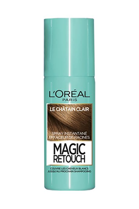 Produits d'entretien L'Oréal Paris - Magic Retouch Magic Retouch Châtain Clair Blanc vue détail/paire