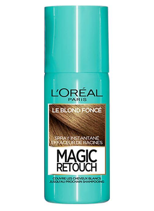 Produits d'entretien L'Oréal Paris - Magic Retouch Magic Retouch Blond Foncé Blanc vue détail/paire