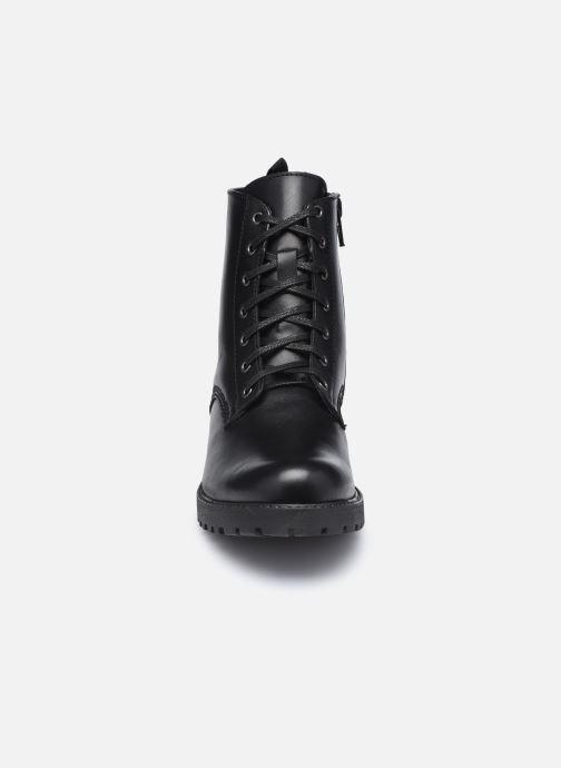 Bottines et boots Rose et Martin ROXANNE Noir vue portées chaussures