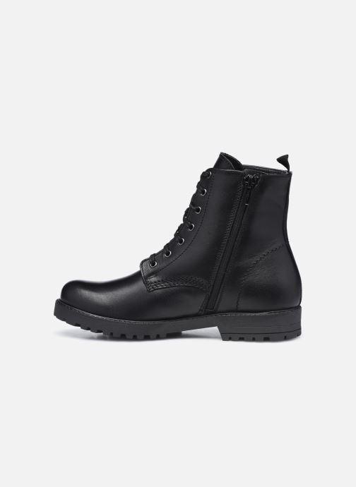 Bottines et boots Rose et Martin ROXANNE Noir vue face