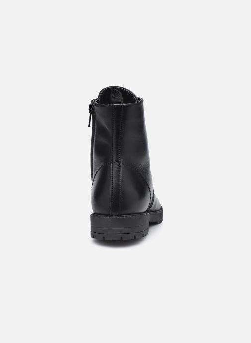 Bottines et boots Rose et Martin ROXANNE Noir vue droite