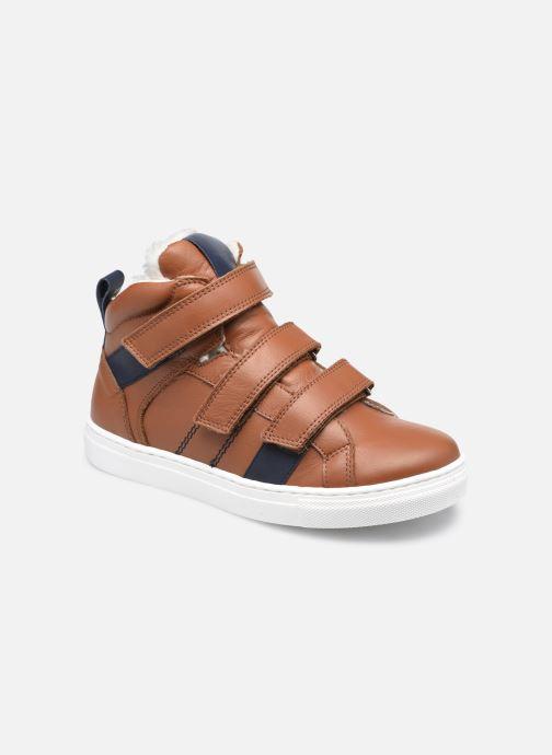 Sneaker Rose et Martin SEAN LEATHER braun detaillierte ansicht/modell