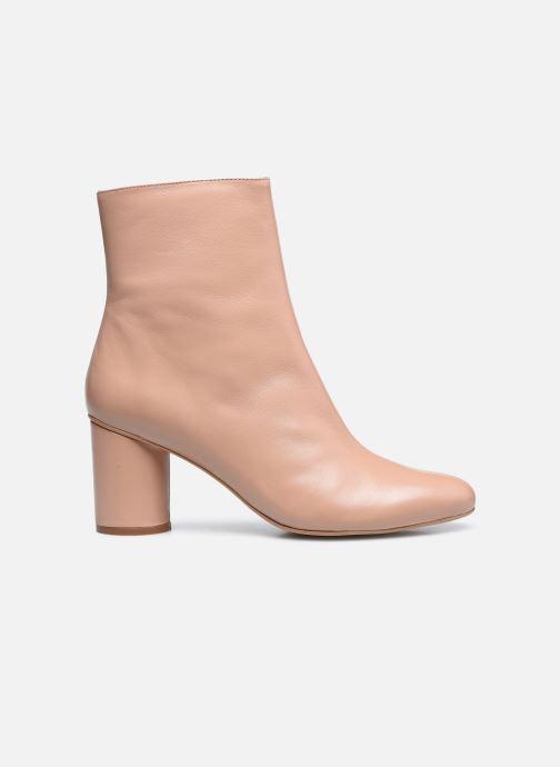 Botines  Made by SARENZA Urban Smooth Boots #2 Beige vista de detalle / par