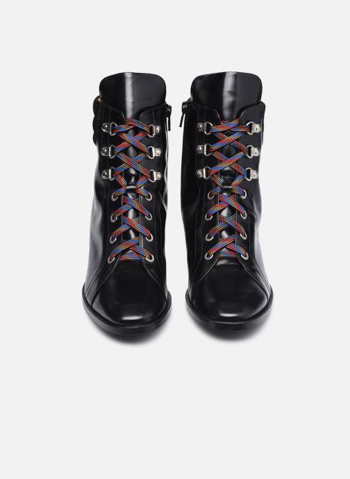 Stivaletti e tronchetti Made by SARENZA Sartorial Folk Boots #6 Nero modello indossato