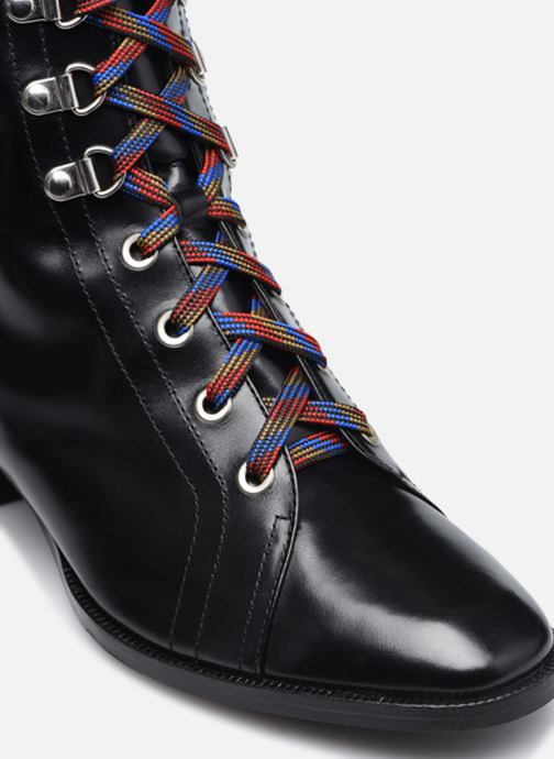 Botines  Made by SARENZA Sartorial Folk Boots #6 Negro vista lateral izquierda