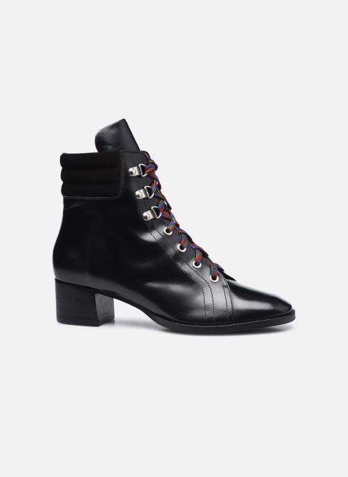 Botines  Made by SARENZA Sartorial Folk Boots #6 Negro vista de detalle / par