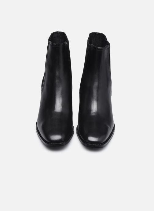 Bottines et boots Made by SARENZA Classic Mix Boots #13 Noir vue portées chaussures