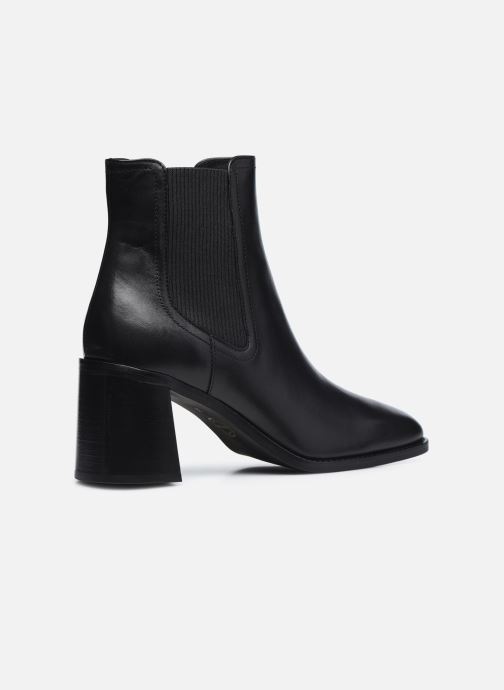 Bottines et boots Made by SARENZA Classic Mix Boots #13 Noir vue face