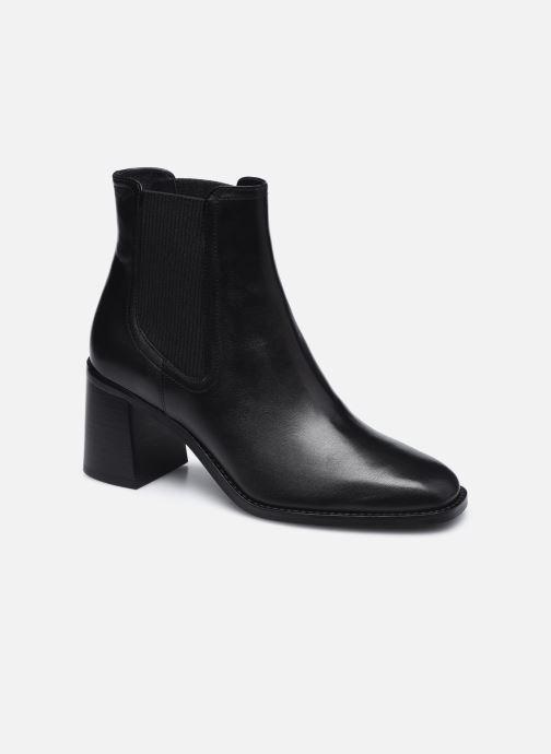 Bottines et boots Made by SARENZA Classic Mix Boots #13 Noir vue droite