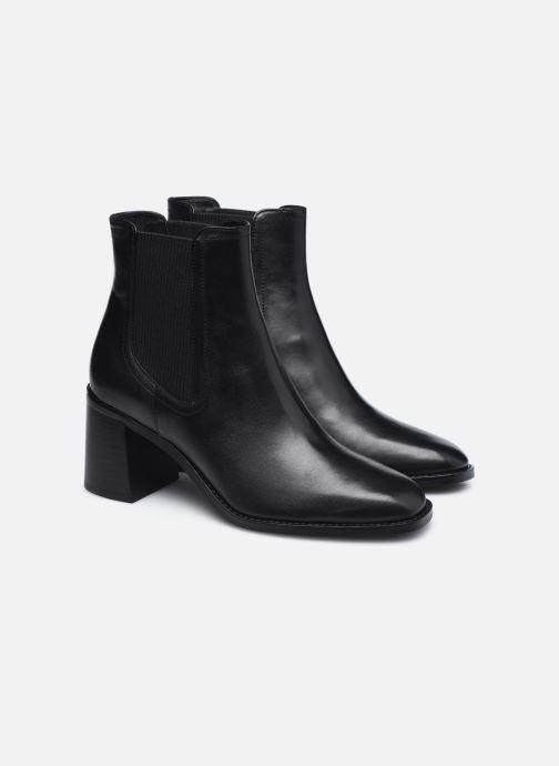 Bottines et boots Made by SARENZA Classic Mix Boots #13 Noir vue derrière
