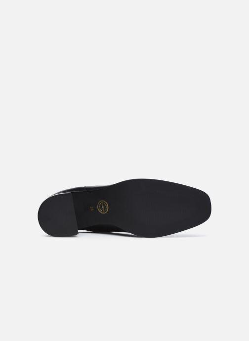 Bottines et boots Made by SARENZA Classic Mix Boots #13 Noir vue haut