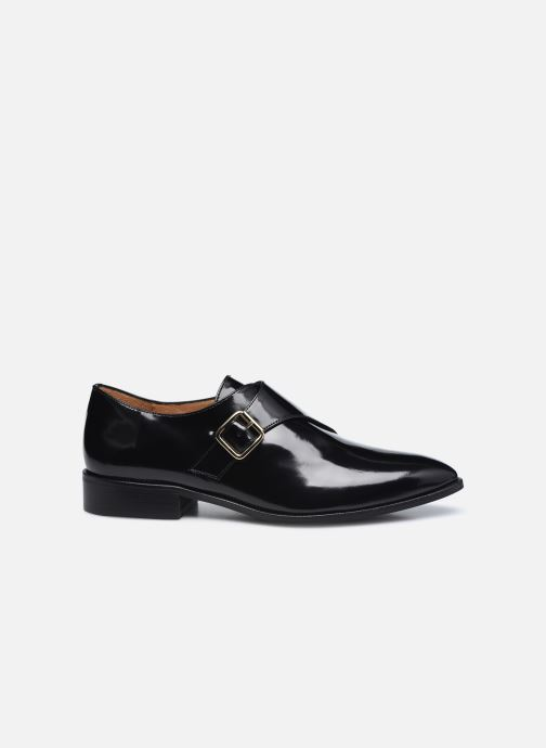 Schuhe mit Schnallen Made by SARENZA Urban Smooth Souliers #1 schwarz detaillierte ansicht/modell