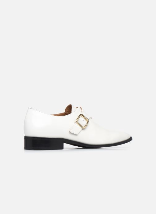 Scarpe con cinturino Made by SARENZA Urban Smooth Souliers #1 Bianco immagine frontale
