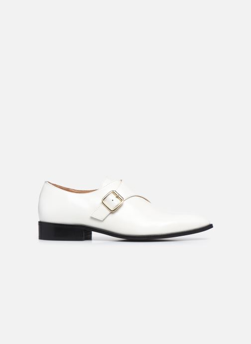Zapato con hebilla Made by SARENZA Urban Smooth Souliers #1 Blanco vista de detalle / par