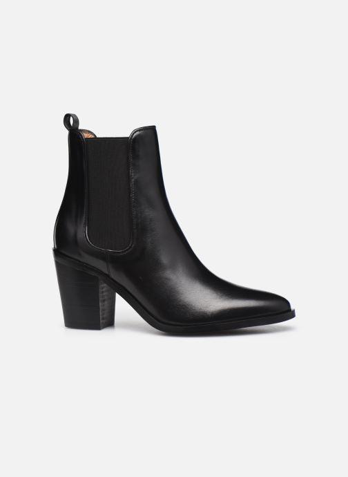 Bottines et boots Georgia Rose Tao Noir vue derrière