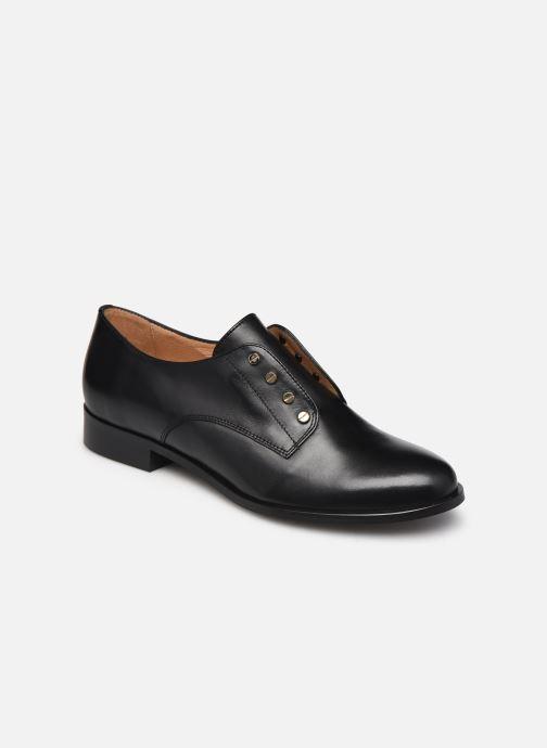Chaussures à lacets Georgia Rose Tess Noir vue détail/paire