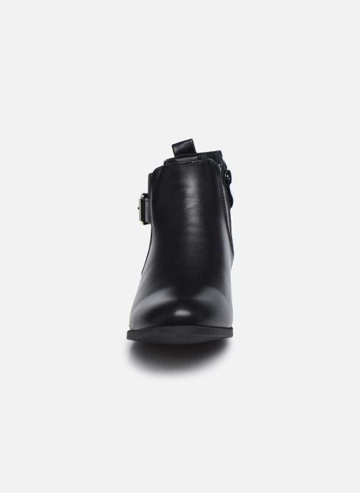 Stiefeletten & Boots I Love Shoes WOLUCIE schwarz schuhe getragen