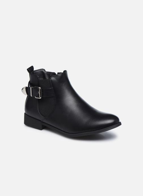 Botines  I Love Shoes WOLUCIE Negro vista de detalle / par