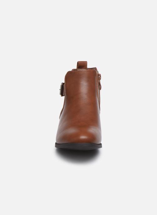 Botines  I Love Shoes WOLUCIE Marrón vista del modelo