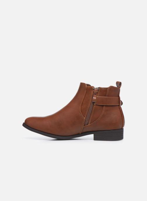 Botines  I Love Shoes WOLUCIE Marrón vista de frente