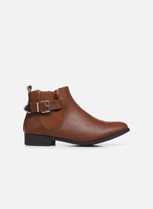 Botines  I Love Shoes WOLUCIE Marrón vistra trasera