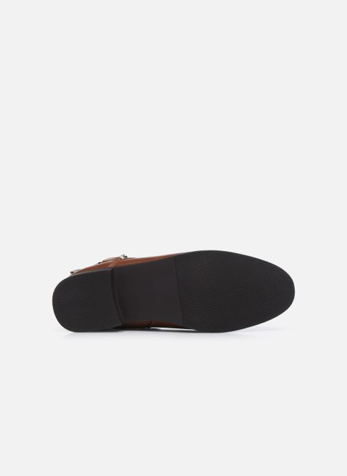 Botines  I Love Shoes WOLUCIE Marrón vista de arriba