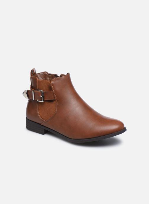 Botines  I Love Shoes WOLUCIE Marrón vista de detalle / par