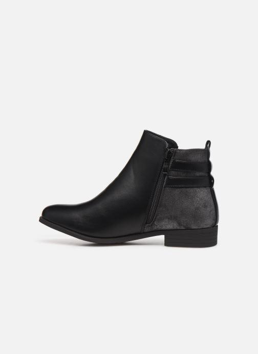 Botines  I Love Shoes WORENA Negro vista de frente
