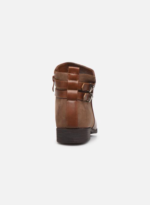 I Love Shoes WORENA (Noir) Bottines et boots chez Sarenza