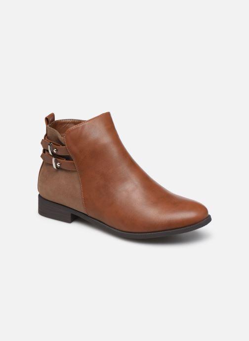 Botines  I Love Shoes WORENA Marrón vista de detalle / par